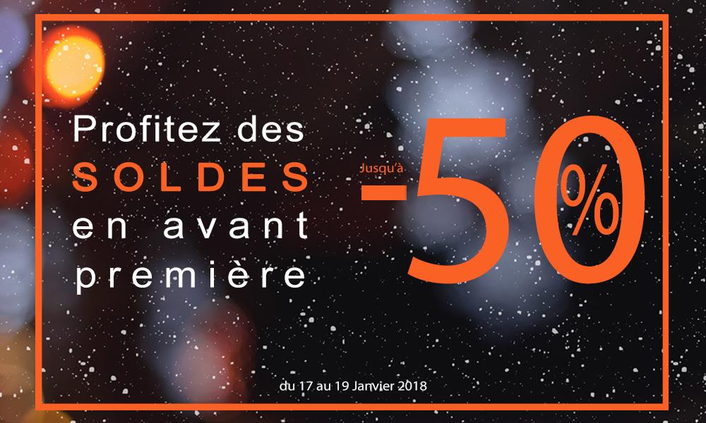 Promotion du 17 au 19 Janvier 2018